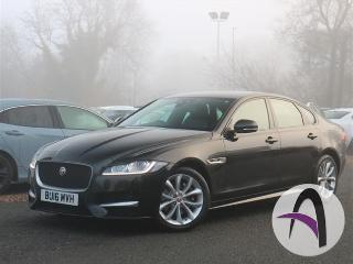 Jaguar XF 2.0d 180 R Sport 4dr Auto 18in Alloys Saloon 2016, 42652 miles, £15499