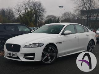 Jaguar XF 2.0d 180 R Sport 4dr Auto 19in Alloys Saloon 2016, 17876 miles, £17799