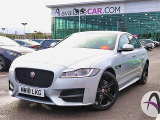 Jaguar XF 2.0d 180 R Sport 4dr Auto 19in Alloys Saloon 2018, 15510 miles, £22499