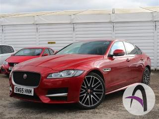 Jaguar XF 2.0d 180 R Sport 4dr Auto 20in Alloys Saloon 2016, 34242 miles, £16999
