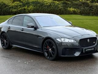 Jaguar XF 3.0 V6 Supercharged S Slidin Saloon 2016, 34417 miles, £23500