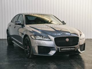 Jaguar XF Special Editions 2.0i 300 Chequered Flag 4dr Auto AWD Saloon 2019, 8889 miles, £33590