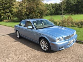 JAGUAR XJ 3.0 PETROL SOVEREIGN 2007 57 REG 50,000 FSH 1 OWNER/ FACE LIFT MODEL