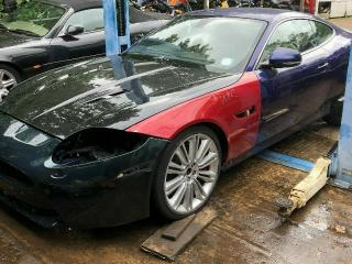 Jaguar XKR 5.0 39,000 miles,2011 damaged.salvage