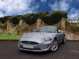 Jaguar XKR 5.0 Supercharged 2dr Convertible Auto, FULL SERVICE HISTORY+RECEIPTS