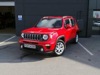 JEEP 1.0 T3 GSE LONGITUDE 5DR COLORADO RED
