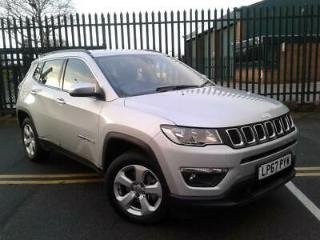JEEP 1.4 MULTIAIR 140PS LONGITUDE 5DR SILVER
