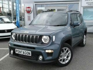 JEEP 1.6 MULTIJET LONGITUDE 5DR GREY