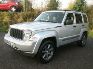 Jeep Cherokee 2.8 TD Limited 4x4 5dr DIESEL AUTOMATIC 2009/59