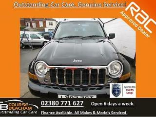Jeep Cherokee 2.8 CRD 4X4 Auto Limited, RAC Approved