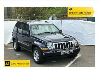 Jeep Cherokee 2.8CRD 161bhp 4X4 Limited, Heated Leather, Sun Roof, A/C, Nav