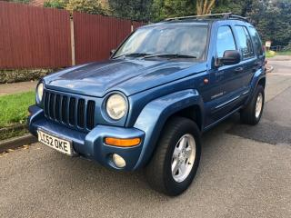 Jeep Cherokee Limited diesel 2.5 manual 88k fully loaded bargain tow bar