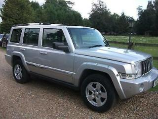 Used Jeep Commander cars for sale in The UK - Nestoria Cars