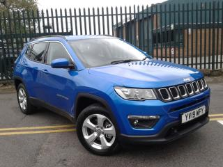 Jeep Compass 1.6 MULTIJET 120PS LONGITUDE 5DR ESTATE, 372 miles, £19495