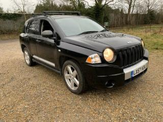 Jeep Compass 2007 Automatic 4x4