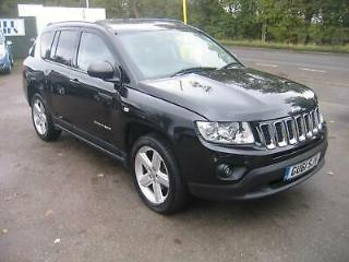 Jeep Compass 2.2CRD 134bhp 2WD Limited
