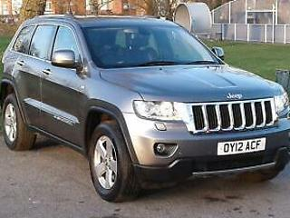 Jeep Grand Cherokee 3.0 CRD V6 Limited, Automatic