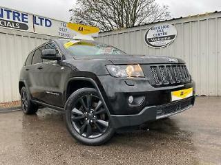 Jeep Grand Cherokee 3.0CRD V6 AUTO S LIMITED 4X4