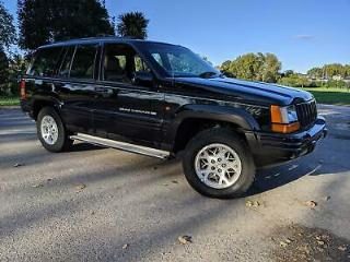 Jeep Grand Cherokee Limited PETROL AUTOMATIC 1997/8
