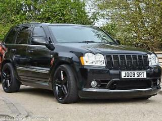 Jeep Grand Cherokee SRT8 6.1L V8 SUPERCHARGED