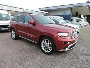 Jeep Grand Cherokee V6 Crd Summit DIESEL AUTOMATIC 2014/14