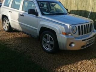 jeep patriot 2008 mk 74 2.0 crd 4x4