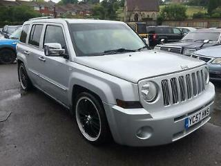 Jeep Patriot 2.0CRD Limited 2007 57