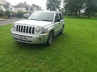 Jeep Patriot 2.0CRD Limited PX Swap Anything considered