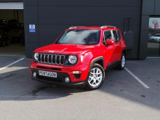 Jeep Renegade 1.0 T3 GSE LONGITUDE 5DR SUV, 7999 miles, £16495