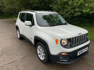 Jeep Renegade 1.4 Longitude 5dr