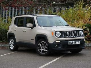 JEEP RENEGADE 1.4 Multiair Longitude 5dr DDCT