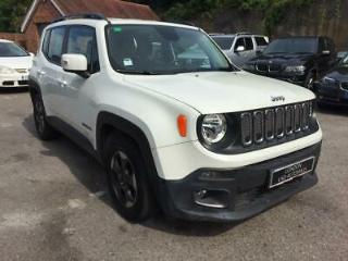 Jeep Renegade 1.6 Diesel 2015 66K Miles Spanish Reg Left Hand Drive LHD