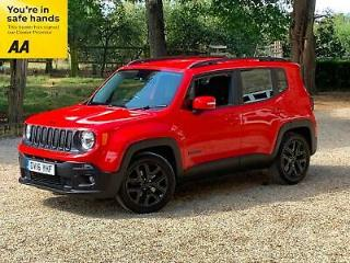 Jeep Renegade 1.6 Multijet II 120bhp s/s 2016 '16' Dawn of Justice