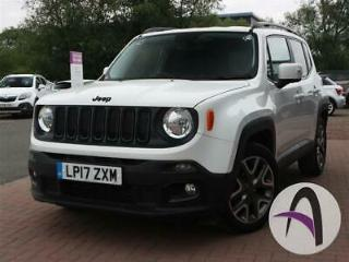 Jeep Renegade 1.6 Multijet Night Eagle II 5dr 2WD
