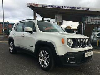 2015 15 Jeep Renegade Longitude diesel