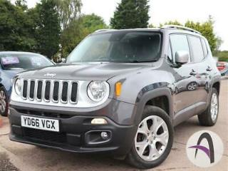 Jeep Renegade 2.0 Multijet 140 Limited 5dr 4WD