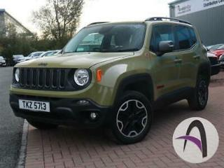 Jeep Renegade 2.0 Multijet 170 Trailhawk 5dr Auto