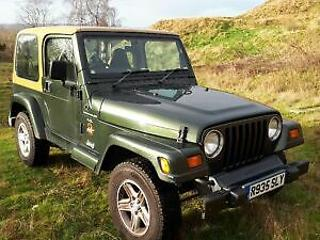 Jeep Wrangler 4.0 Sahara. Very nice condition in and out. Low mileage A1 chassis