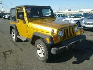 Jeep Wrangler 4.0 Sport Soft top