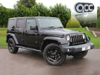 Jeep Wrangler CRD BLACK EDITION II UNLIMITED