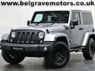Jeep Wrangler CRD OVERLAND CHELSEA TRUCK STYLING