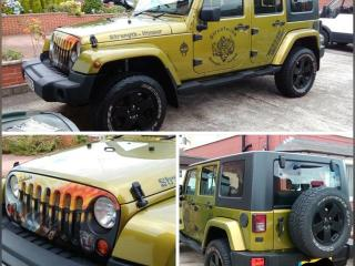 Jeep Wrangler Sahara Unlimited Manual 81,000