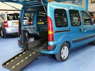 Kangoo internal disabled Transfer to drive vehicle Auto mobility car Automatic