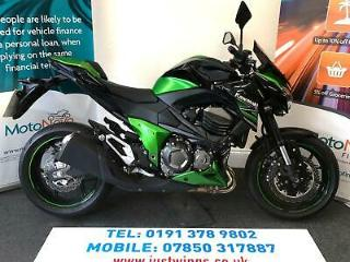 Kawasaki Z800 AEF, 2014 64, 2 OWNERS, 1,308 MILES, FSH, SUPERB BIKE, £4995