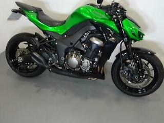 KAWASAKI ZR1000. ONLY 3378 MILES. EXTRA'S FITTED. STAFFORD MOTORCYCLES LIMITED