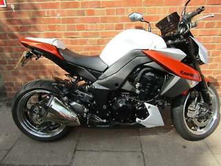 KAWASAKI ZR1000 Z1000 DAF IMACULATE EXAMPLE WITH LOW MILES AND A FULL HISTORY