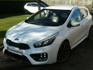 Kia Ceed 1.6 T GDi GT TECH LOW MILEAGE!
