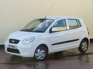KIA PICANTO 1.0 2009 59 5DR WITH ONLY 15,414 MILES & £30 ROAD TAX