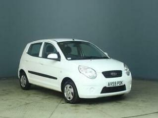 Kia Picanto 1.0 60bhp 2010MY Picanto 1 5 door Petrol Manual Hatchback