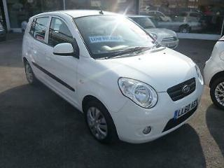 Kia Picanto DOMINO 5 Door PETROL MANUAL 2011/60